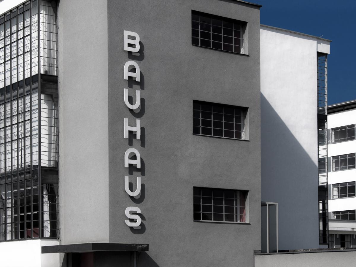 Das Bauhaus im Advent
