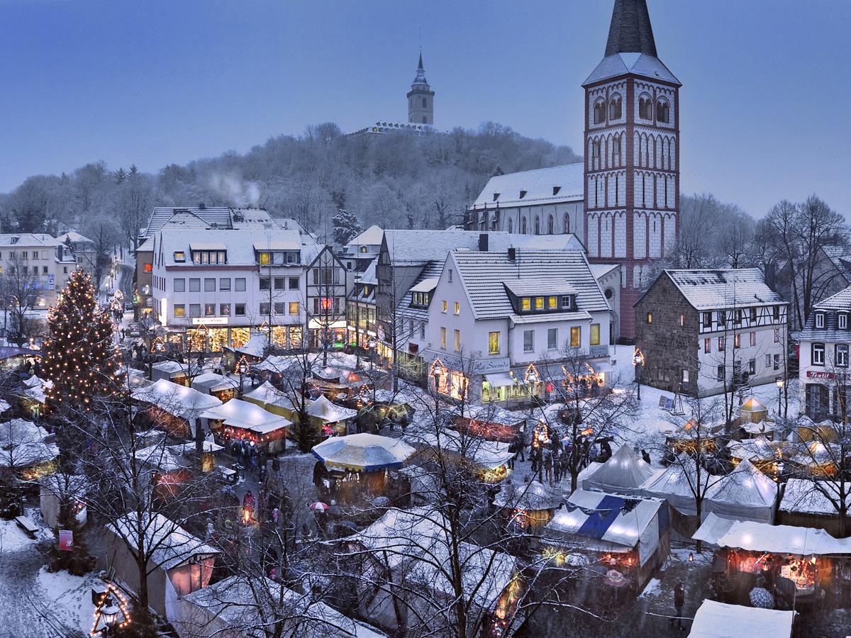 sieg ar s-siegburg-Weihnachtsmarkt