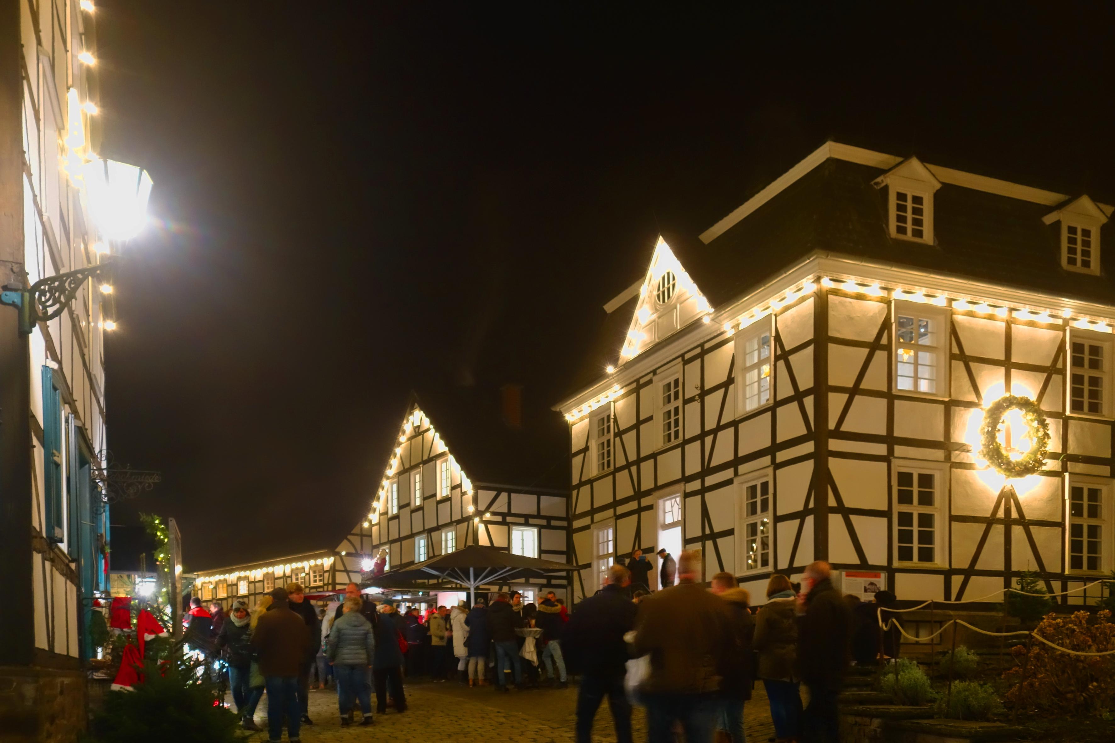 Weihnachtsmarkt Freilichtmuseum Hagen
